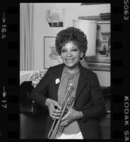 Clora Bryant, portrait