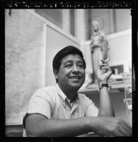 Cesar Chavez, 1966