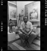 Cecil Fergerson, portrait