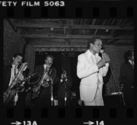 Hank Ballard and the Moonlighters