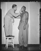 Paul Younger's military physical exam