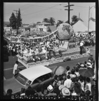 Watts Summer Festival parade, Los Angeles (Calif.)