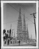 Watts Towers, Los Angeles (Calif.)