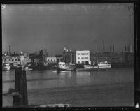Fish Harbor, Terminal Island (Calif.), 1940