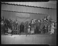 Belvedere Grammar School play, Los Angeles (Calif.)