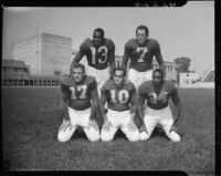 Kenny Washington, Woody Strode, and other UCLA football alumni