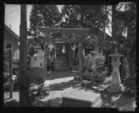 Shinto temple on Terminal Island (Calif.)