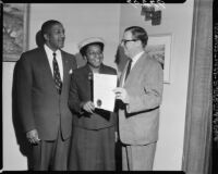 Negro History Week proclaimed in Los Angeles (Calif.)