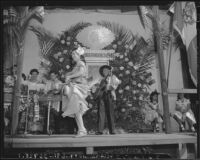 Mexican Independence Day celebration, 1946