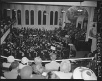 NAACP convention in Los Angeles (Calif.)