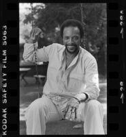 Quincy Jones, portrait