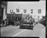 Cinco de Mayo parade in Pomona (Calif.)