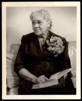 Emma P. Barrett Boyd, Riverside, 1950-1970
