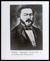 William Alexander Leidesdorff, prominent San Franciscan, (copy photo made 1930-1989)