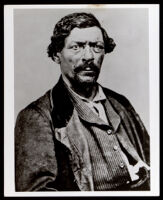 James P. Beckwourth, mountain man, explorer, fur trader, circa 1856