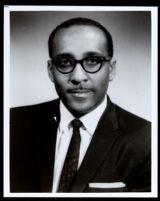 Reverend Hamel Hartford Brookins, Los Angeles, 1961