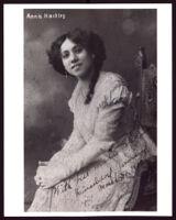 Annis Hackley, 1910