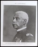 Allen Allensworth in uniform, circa 1913