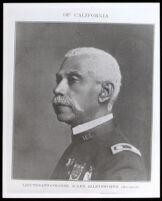Allen Allensworth in uniform, circa 1913