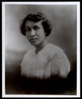 Relative of Vivian Osborne Marsh, (copy photo made 1930-1989)