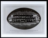 Golden Bears football team of U. C. Berkeley, 1925