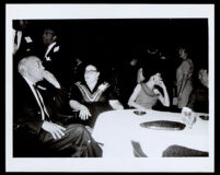 William Grant Still and Verna Arvey at a conference, 1960-1978