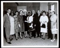 African American school principals of Los Angeles, 1962