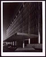 Federal Office Building by Paul R. Williams and others, 1955-1970