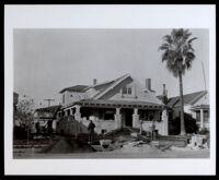 House constructed by James Henry Coleman, contractor, Redding, between 1900-1949