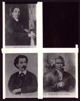 Samuel Coleridge-Taylor, 1895-1905;  Antônio Carlos, circa 1870; Gomes, and Le Chevalier De Saint Georges