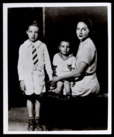 Pickens family, circa 1939