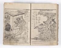 Konjaku zoku hyakki : kan 2 | 今昔続百鬼 : 巻2