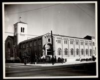 Second Baptist Church, Los Angeles, between 1941-1963
