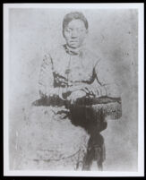 Mary Adam, maternal grandmother of Vivian Osborne Marsh, 1870s-1880s