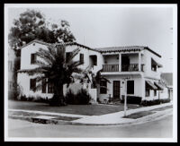 House of Emily Brown Childress Portwig and James Rufus Portwig, Los Angeles (copy photo made 1930-1989)