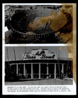 Rose Bowl, Pasadena, circa 1982