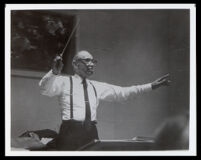 William Grant Still conducting, 1965-1978