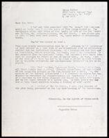 Letter to Ida Berk from Gaynelle Green, 1976