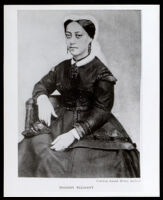Mary Ellen Pleasant, San Francisco pioneer, 1857
