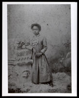 Young girl in the A. J. Roberts family, 1890s-1890s