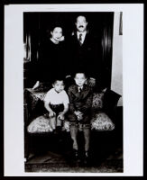 Pickens family, circa 1940