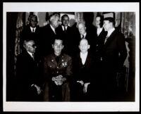 Birthday party for Dr. Alva Curtis Garrott, 1940s (?)