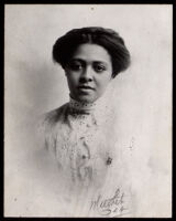 Bessie Bruington Burke, Los Angeles, circa 1907