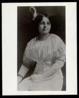 Pearl Hinds (Roberts), circa 1910