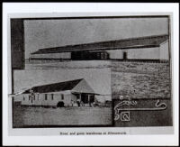 Hotel and grain warehouse, Allensworth, 1908-1918