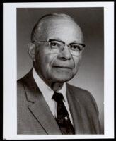 Dr. Alva Curtis Garrott, Los Angeles, 1940s
