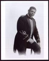 African American conductor, undated