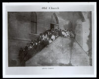 First African Methodist Episcopal Church, Los Angeles, between 1880-1920