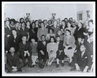 Descendants of America Waldo Bogle and Richard A. Bogle, Oregon or Washington,  1940s-1950s
