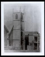 Grace Episcopal Church, San Francisco, 1854